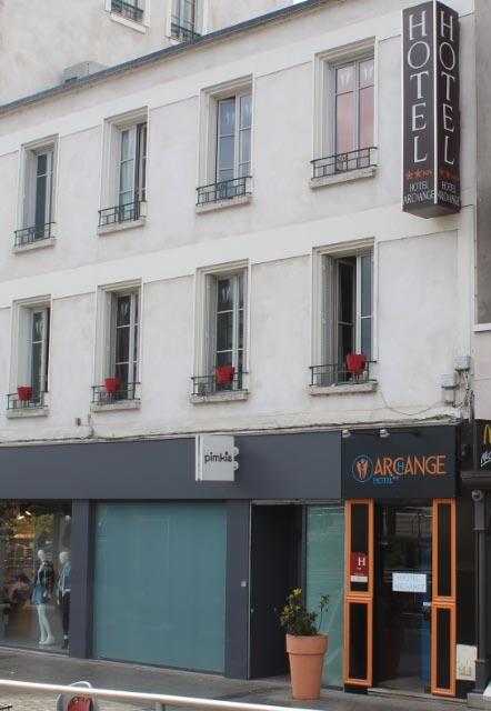 A vendre orleans h tel atypique orl ans 45 loiret for Hotel atypique